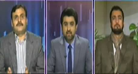 Jaiza (What is the Future of PTI, PMLN Dialogues) - 30th December 2014