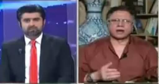Jaiza With Ameer Abbas (Hassan Nisar Exclusive Interview) – 19th May 2016