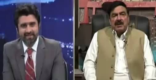 Jaiza With Ameer Abbas (Sheikh Rasheed Ahmad Exclusive Interview) – 10th November 2016