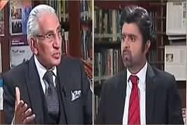 Jaiza With Ameer Abbas (Tariq Fatemi Exclusive) – 11th January 2017