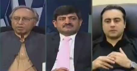 Jamhoor (Chaudhry Nisar Ka PMLN Per Waar) – 20th June 2018