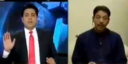 Jamhoor (Faisal Raza Abidi Exclusive Interview) - 13th March 2017