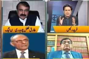 Jamhoor (Govt Embarrassed in Faez Isa Case) - 19th June 2020