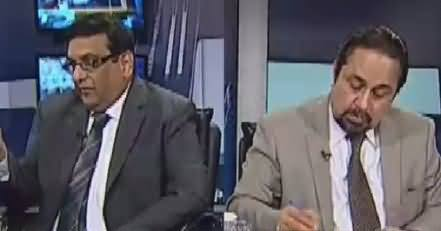 Jamhoor (Is Hussain Haqqani Traitor?) – 15th March 2017