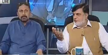 Jamhoor (Leadership Crisis in PMLN) – 19th September 2017