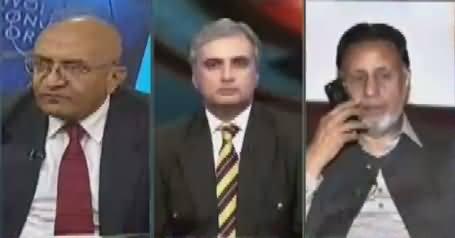 Jamhoor (Nawaz Sharif Ki Jaga Shahbaz Sharif) – 27th February 2018