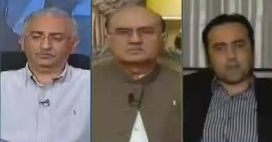 Jamhoor (Nawaz Sharif's U-Turn on Dawn Leaks) – 15th May 2018