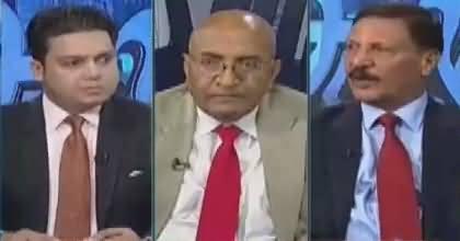 Jamhoor (Pak America Relations) – 24th October 2017
