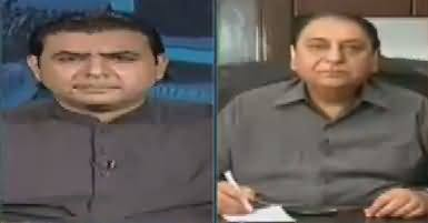 Jamhoor (Prime Minister And Army Chief's Meeting) – 10th May 2017