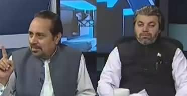 Jamhoor (PTI Aur PPP Mein Jhagra) – 8th May 2018
