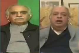 Jamhoor (Raheel Sharif Head of Military Alliance) – 11th January 2016