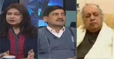 Jamhoor (Tahir ul Qadri, Imran Khan, Zardari Aik Sath) – 17th January 2018