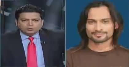 Jamhoor (Waqar Zaka Par Kis Ne Tashadad Kia) – 31st January 2017