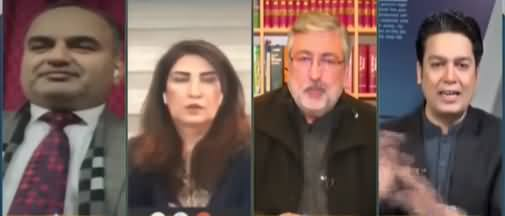 Jamhoor With Fareed Raees (Foreign Funding Case) - 22nd January 2021