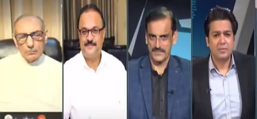 Jamhoor With Fareed Raees (Inflation, Cricket, Other Issues) - 17th September 2021