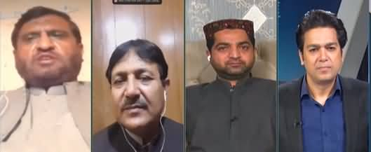 Jamhoor With Fareed Raees (Political Temperature High in Balochistan) - 19th September 2021