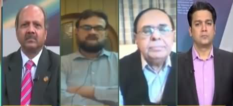 Jamhoor With Fareed Raees (Second Wave of Coronavirus) - 28th November 2020