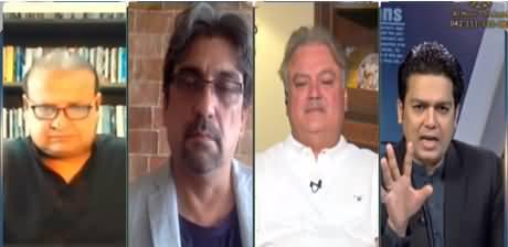 Jamhoor with Fareed Raees (Shahbaz Sharif Ko Kis Ne Roka?) - 8th May 2021