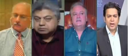 Jamhoor with Farid Rais (Nawaz Sharif Speech in Quetta Jalsa) - 25th October 2020