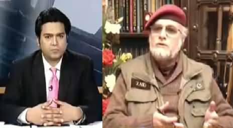 Jamhoor (Zaid Hamid Exclusive Interview) – 13th January 2016