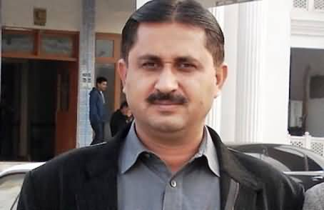 Jamshaid Dasti Got Video of A Mujra in Which A Minister of State is Present