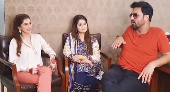 Jan Rambo And Sahiba's Interesting Chit Chat With Dr. Arooba