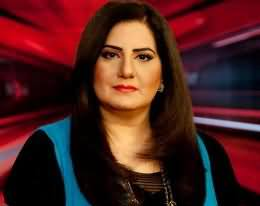 Jasmeen Manzoor Exposed MQM in Open Words Through Her New Private Blog