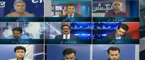 Javed Chaudhry Analysis on PMLN Position in Punjab