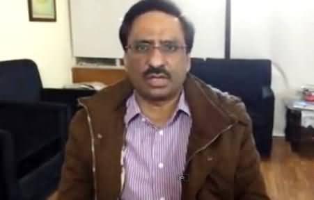 Javed Chaudhry Bashing PM Nawaz Sharif And Whole Nation on Lahore Blast