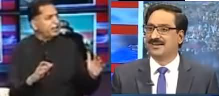 Javed Chaudhry Grilled Javed Latif on PMLN's Stance Against Institutions