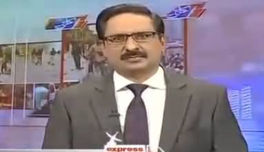 Javed Chaudhry's Critiical Comments on Nawaz Sharif's Recent Statement