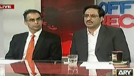 Javed Chaudhry Supporting PMLN Govt & Giving An Advice to Imran Khan