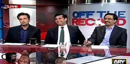 Javed Chaudhry Telling How Axact Scandal Has Damaged the Reputation of Shoaib Sheikh