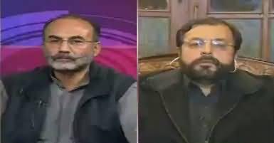 Jawab Chahye (Afghan Muhajireen Ka Masla) – 28th February 2017