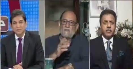 Jawab Chahye (Aitzaz Ahsan PPP Ke Liye Masla?) – 3rd September 2018