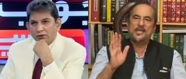 Jawab Chahye (Babar Awan Exclusive Interview) - 15th October 2019