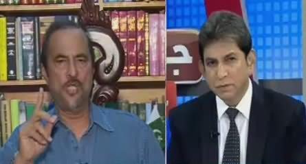 Jawab Chahye (Babar Awan Exclusive Interview) – 8th August 2018