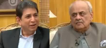 Jawab Chahye (Brig.(R) Ijaz Shah Interior Minister Interview) - 29th October 2019
