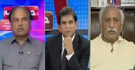 Jawab Chahye (Election Commission Ki Khud Mukhtari) – 19th July 2018