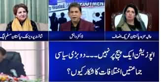 Jawab Chahye (Opposition Is Not on Same Page?) - 9th March 2020