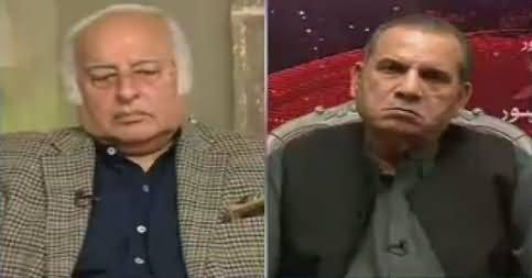 Jawab Chahye (Panama Case, Faisale Ka Intezar) – 13th March 2017