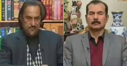 Jawab Chahye (Panama Case Ka Faisla Mehfooz) – 23rd February 2017