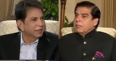 Jawab Chahye (Pervez Ashraf Exclusive Interview) - 31st October 2019
