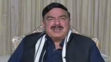 Jawab Chahye (Sheikh Rasheed Ahmad Exclusive Interview) – 17th March 2017