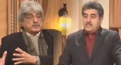 Jawab Dein Iftikhar Ahmad Kay Sath (Dr. Salman Shah) - 30th December 2018