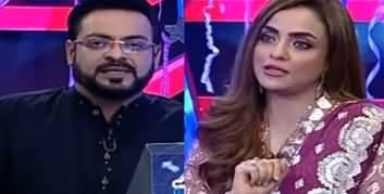 Jeeeway Pakistan with Dr Aamir Liaquat (Nadia Khan) - 25th May 2020