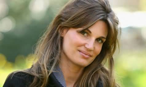 Jemima Khan's Reaction on PMLN's Protest In Front of Her Home in London