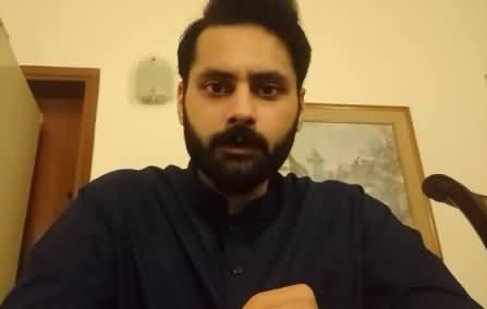 Jibran Nasir Grills Captain (R) Safdar on His Controversial Speech