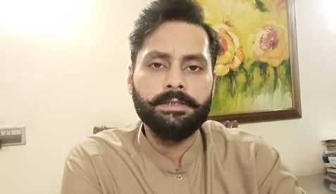 Jibran Nasir Special Message To Imran Khan on Asia Bibi Issue