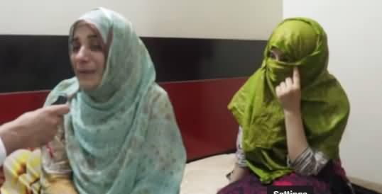 Jinsi Ziadati Ka Shikar Hone Wali 15 Sala Larki Aur Uski Mother Ka Interview